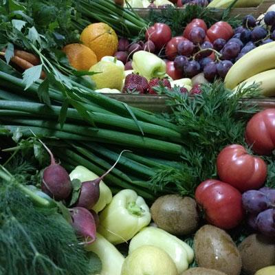 Legume si Fructe proaspete si bune livrate direct la tine acasa