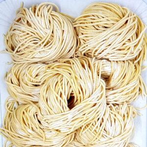Spaghetti-cu-ou