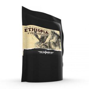 Cafea de Origine Ethiopia Yirgacheffe